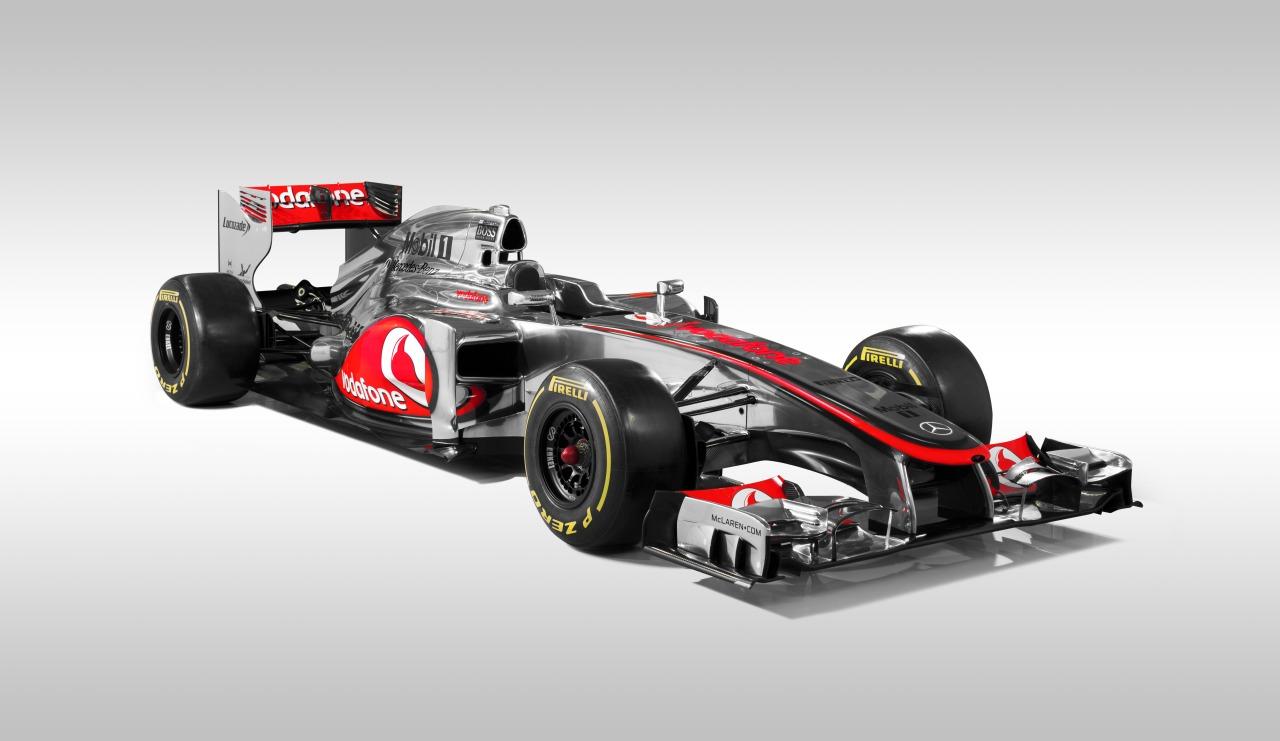 Vodafone McLaren Mercedes MP4-27