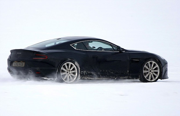 Aston Martin 2014 DB9 successor
