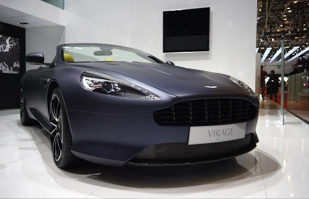 Aston Martin Virage Volante Q