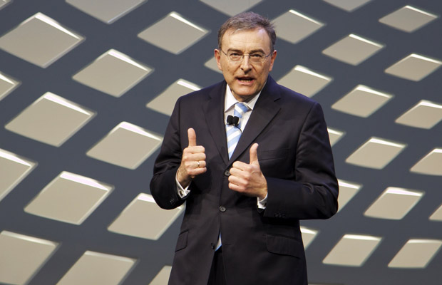 BMW CEO Norbert Reithofer