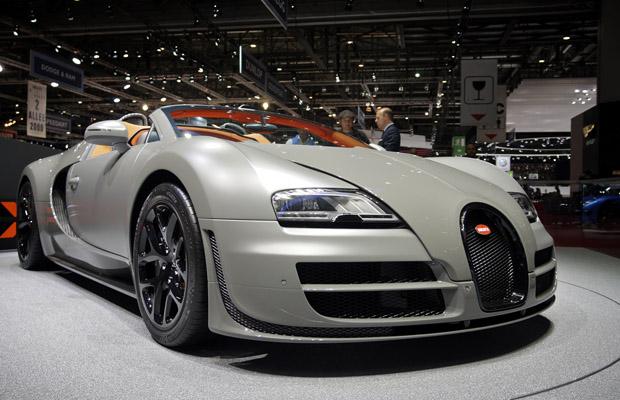 Bugatti EB16.4 Veyron Vitesse