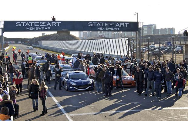Circuit Park Zandvoort 2012 Winter Endurance Kampioenschap