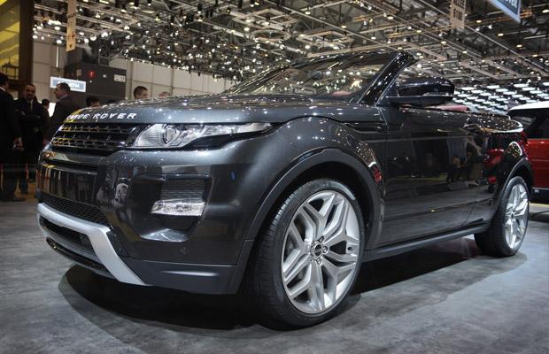 Land Rover Range Rover Evoque Cabrio Concept