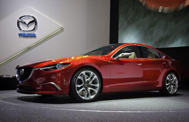 Mazda Takeri Concept Autosalon Geneve 2012