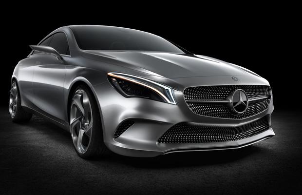 2012 Mercedes-Benz Concept Style Coupe 2012