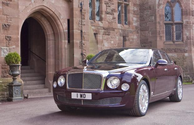 Bentley Mulsanne Jubilee Edition