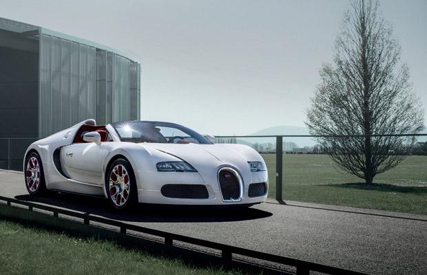 Bugatti Veyron GrandSport Wei Long
