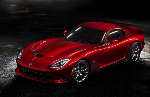 Chrysler SRT Viper 2013
