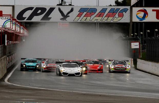 FIA GT1 2012 Zolder