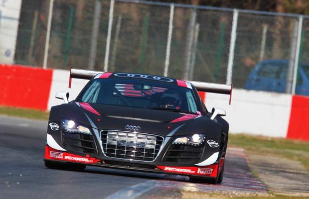 FIA GT1 Circuit Zolder Audi R8