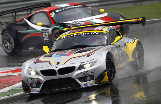 Marc VDS Racing Blancpain Endurance Series Race 1 Monza, Italy