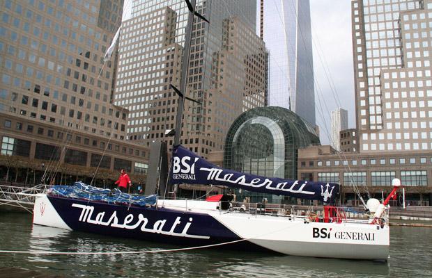 Maserati Yacht