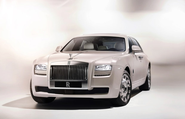 Rolls Royce Ghost EWB Six Senses Concept