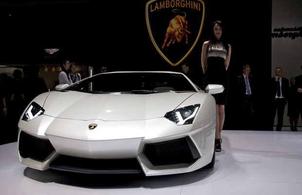 Lamborghini LP700-4 Aventador Geneva Motorshow 2012