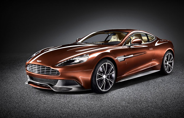 Aston Martin 2012 Vanquish