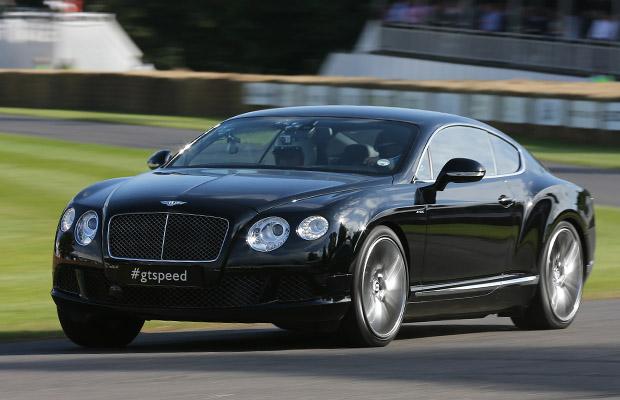 Bentley Continental GT Speed 2012 Goodwood Festival of Speed