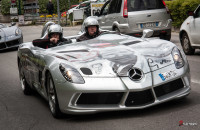 SLR Club SLR Stirling Moss Mille Miglia 2012-1