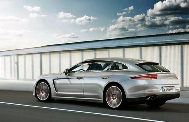 Porsche Panamera Brake