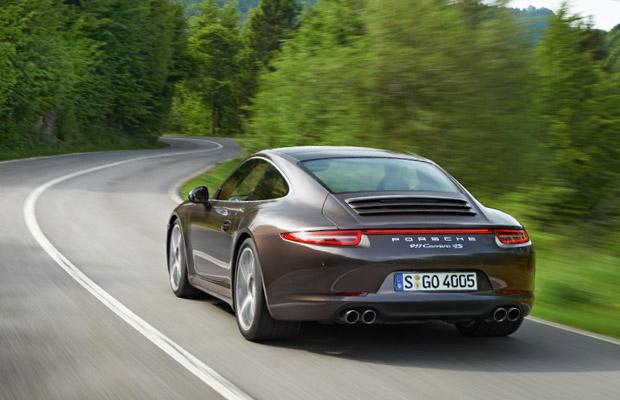 2013 Porsche 911 991 Carrera 4S