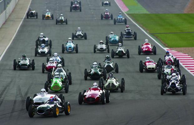 Historic Grand Prix 2012 Circuit Park Zandvoort