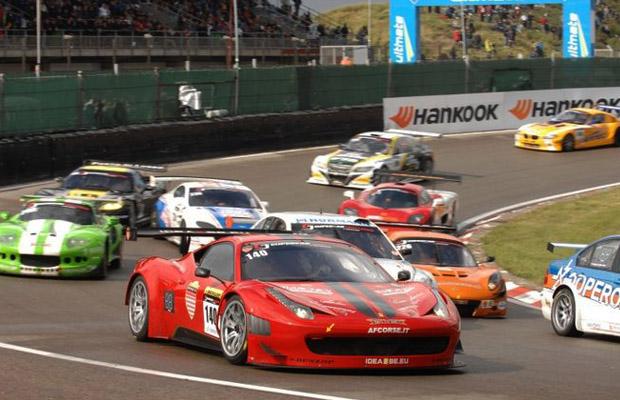 Supercar Challenge Zandvoort 2012 DTM weekend