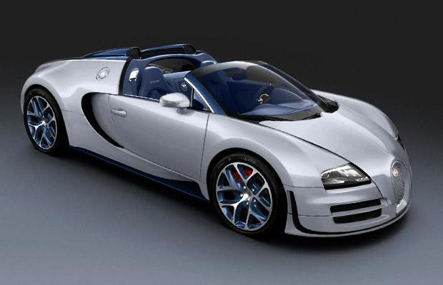 Bugatti Veyron Grand Sport Vitesse Rafale