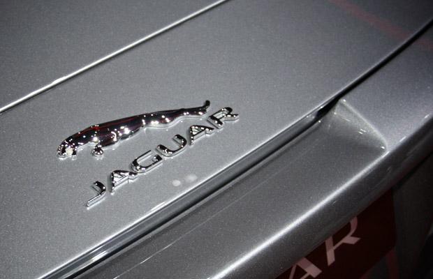 Jaguar logo X760 X-Type