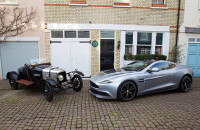Aston Martin Centenary Edition Vanquish AM3