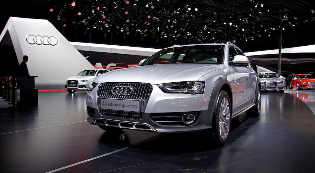 Audi A4 All Road 2012 205