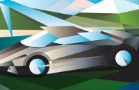 Autosalon Geneve 2013 poster