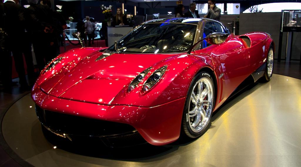 Pagani Huayra Autosalon Geneve 2011 204