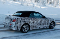 BMW 2-serie wintertests