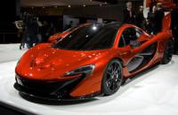 McLaren P1 Concept Paris Autosalon