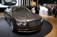 Bentley Flying Spur onthulling op de Autosalon Geneve 2013