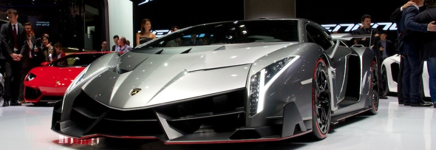 Lamborghini LP750-4 Veneno 205