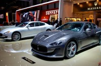 Maserati GranTurismo MC Stradale & Quattroporte Autosalon Geneve 2013