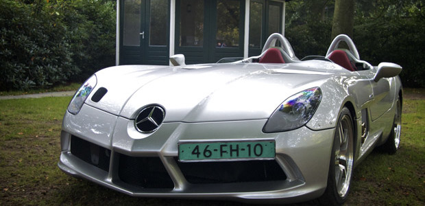 Mercedes-Benz SLR Sterling Moss