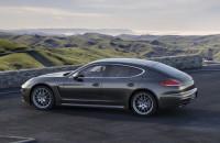 Porsche Panamera Facelift 2013 2014 leaked