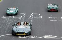 Aston Martin Centenary Parade CC100 2013 Nurburgring