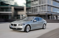 BMW 5-serie Facelift 2014