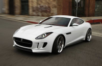 Jaguar F-Type Coupe Artist Impression