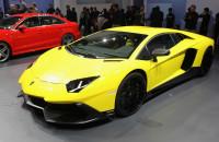 Lamborghini LP720-4 Aventador 50 Anniversario Edition