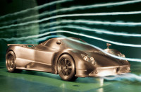 Pagani Zonda Mock-up