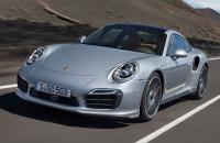 Porsche 911 (991) Turbo S 2014