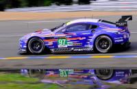 24h Le Mans 2013 Aston Martin V8 Vantage #97