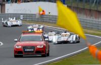 24h Le Mans 2013 Audi Safety Car
