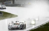 24h Le Mans 2013 rain Audi R18 e-tron quattro