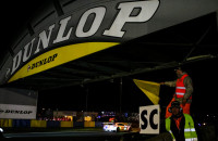 24h Le Mans Safety Car Dunlop Curve Bridge