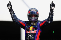 Sebastian Vettel Grand Prix Canada 2013 Red Bull Racing