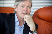 Spyker CEO Victor Muller Saab case Detroit